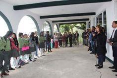 Santa Inés, Landa de Matamoros, Qro. 20 de octubre de 2016.- Refrendando su compromiso con la educación, la presidenta Municipal,...