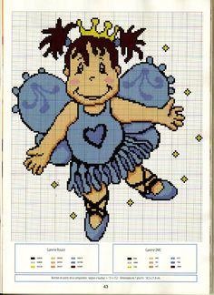 Points de croix *@* Princesse