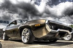 American Muscle Car Madness    #MuscleCars #LoveOnlineToday.com October 2013