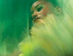 MAC Cosmetics UK | A Fantasy of Flowers: Green Collection: Feb 2014 #mac #cosmetics #beauty #collection #makeup