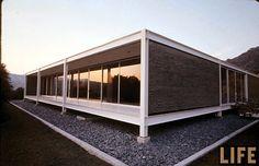 K o u a c i & S u a t k i s i: The Rosen Residence by Craig Ellwood Associates