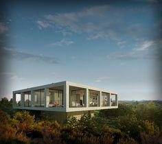 solo house by pezo von ellrichshausen architects