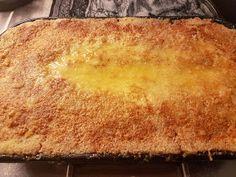 Omenapiirakka ilman taikinaa (Ripoteltu piirakka) Cornbread, Ethnic Recipes, Food, Hoods, Meals, Corn Bread, Sweet Cornbread