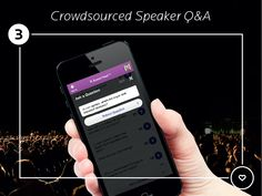 Keep all of your event engagement tools under one roof. From live polls to post-event surveys, EventMobi lets attendees interact with speakers seamlessly. Crowd, No Response, Marketing, This Or That Questions, Phone, Telephone, Mobile Phones