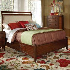 Ortiz Queen Bed modern beds