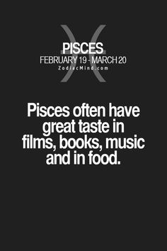 especially: music! trust me! nailed it! Zodiac Mind - Your #1 source for Zodiac Facts