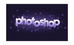 This Photoshop tutorial will show a simple way to create a nice text effect using Layer Styles, then modify some brush settings to add stars to the background.