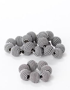 Myer: Jayson Brunsdon Home Collection Napkin Rings #bauble $24.95