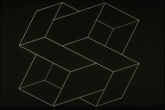My favorites from Josef Albers, Structural Constellation