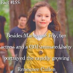 ~ Fun fact about me: I like reading facts {#twilightsaga#breakingdawn#renesmeecarliecullen#nessiecullen}