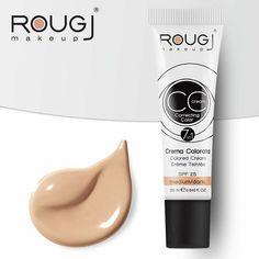 Occhiaie post #oscar? Coprile con la nostra cc cream! #rougj #makeup #rescue #nude #help