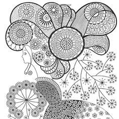 Hada Champú: Un Enchanted Coloring Book: Jo Su-Jin: 9781626923249: Amazon.com: Libros