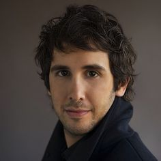 He is gorgeous. | Community Post: 19 Reasons Why Josh Groban Is The Only Man You'll Ever Need