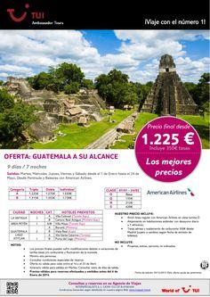 ¡Los mejores precios! GUATEMALA a su alcance. Precio final desde 1.225€ ultimo minuto - http://zocotours.com/los-mejores-precios-guatemala-a-su-alcance-precio-final-desde-1-225e-ultimo-minuto-2/