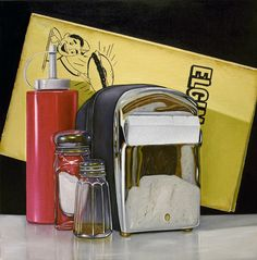 hyper realist artworks by Vic Vicini