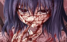It just shows you that people who really want the blood so much for this game are deluded by this anime gore fest images. Description from tecmoforums.com. I searched for this on bing.com/images
