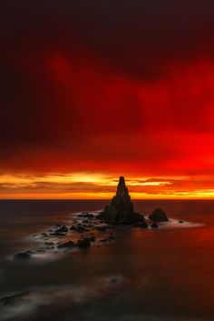 Super light on the Reef of the Sirens by Francisco J Ruano Rodriguez - Photo 121678083 - 500px