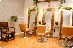 161 best small salon designs images barber salon salon interior rh pinterest com
