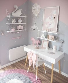 Teen Girl Bedrooms, decor knowledge to acheive for one super stunning room. Simply push the webpage number 5447488172 right now for more styling. Baby Bedroom, Girls Bedroom, Bedroom Decor, Bedroom Ideas, Childrens Bedroom, Bedroom Ceiling, Bedroom Lighting, Ideas Dormitorios, Princess Room