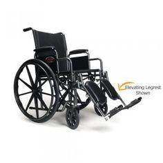 Everest & Jennings Advantage Manual Wheelchair 3H010120