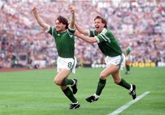 The weaknesses in the Republic of Ireland's current national team have been spoken of until the brink of near exhaustion. Euro 2012 was flaccidity exposed by some real opposition who were distingu Football Squads, Football Team, Jack Charlton, Three Bean Salad, World Cup Qualifiers, Celtic Fc, European Cup, International Football, Republic Of Ireland
