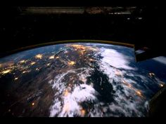 My # ! Top Choice where I want to be. Time lapse video from images taken earlier this month from the ISS..