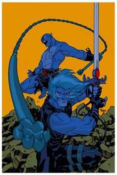 ThunderCats  by `Devilpig