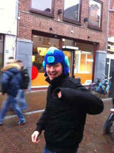 Mega Helmet!