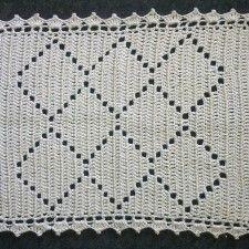 Como fazer tapetes de croche