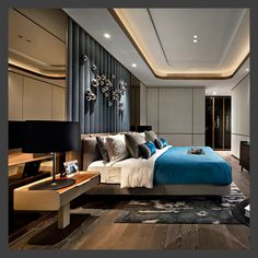 Bedroom Ideas / Home design ideas Contemporary Bedroom, Modern Bedroom, Contemporary Office, Contemporary Architecture, Contemporary Building, Contemporary Cottage, Contemporary Apartment, Contemporary Wallpaper, Contemporary Chandelier