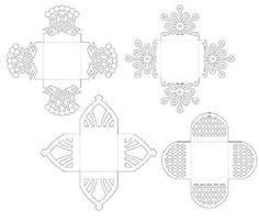 letra 3d e forminhas corte manual pdf, png svg e silhouette