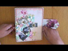 Icraft Memory Scrapbook - YouTube Memory Album, My Memory, Mini Albums, Scrapbook, Memories, Make It Yourself, Youtube, Books, Crafts