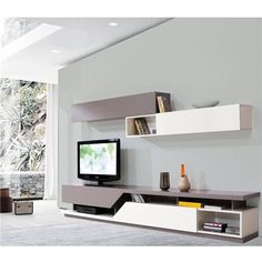 Calitelli Image Tv-wandmeubel – tv ünitesi – Welcome The uniteTv Living Room Wall Units, Living Room Modern, Home Living Room, Living Room Designs, Living Room Decor, Tv Unit Furniture, Furniture Design, Modern Furniture, Home Interior Design
