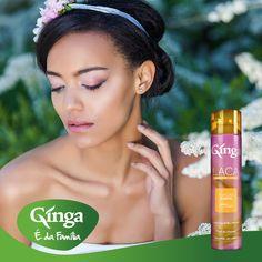 Sugestão Penteado para dia de casamento.   Simples mas muito elegante. :)  Ginga – a marca da família angolana