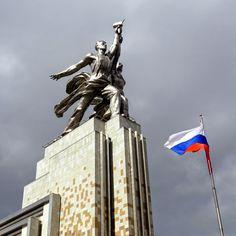 Quarto de Viagem!: Feira, praças e ruas de Moscou!