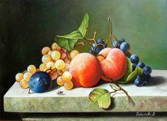 Fruit Painting, Sketchbooks, Asian Art, Diy Art, Still Life, Illustrator, Paintings, Watercolor, Artwork