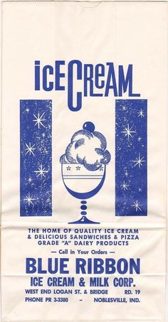 Design Museum on Tomorrow's theme is ice cream hosted by Frances Quinn winner of Post… Vintage Graphic Design, Retro Design, Graphic Design Inspiration, Vintage Designs, Vintage Packaging, Packaging Design, Branding Design, Abstract Illustration, Retro Illustration