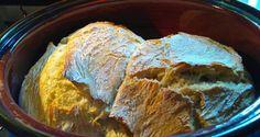 Ψωμί, χωρίς ζύμωμα, στη γάστρα | ΣΥΝΤΑΓΕΣ ΜΑΓΕΙΡΙΚΗΣ