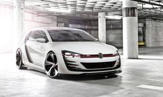 VW-Golf R evo modell leichter-stärker peking Motor-Show April-2014