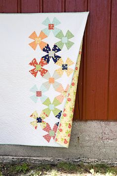 Quilts for Today, Holland Mills by Faith Jones