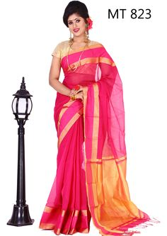 We can make same design and same color #GayeHoludSaree as well as same design and different color #GayeHoludSaree for your #GayeHoludProgram according to your color and design choice within a short period of time.