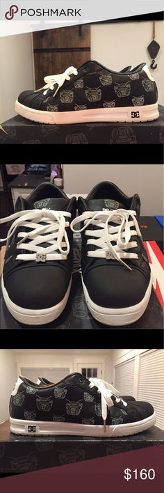 DC shoes Trainer ( Travis Barker Remix ) Limited Edition DC shoes Trainer ( Travis Barker Remix ) DC Shoes Sneakers