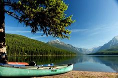Beautiful #lake in Glacier National Park, MT #recreation #Montana #retirement
