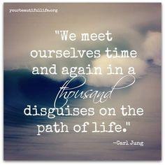 ~Carl Jung