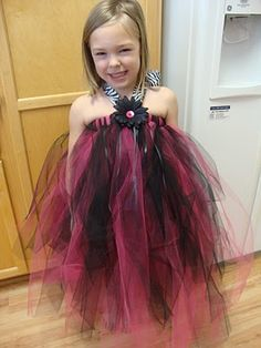 Tutu Dress Tutorial!
