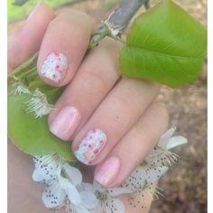 Rose quartz sparkle gel & Boutique