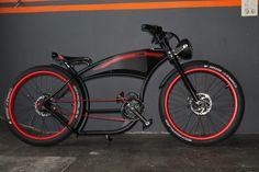 MODEL C1000 48V - V-OCO E BIKE Cool Bicycles, Cool Bikes, Lowrider, Felt Cruiser, Bike Chopper, Custom Beach Cruiser, Jdm, Harley Davidson, Velo Vintage
