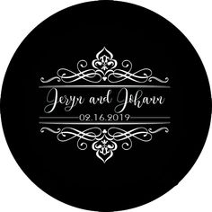 Decorative Plates, Monogram, Glass, Wedding, Valentines Day Weddings, Drinkware, Corning Glass, Monograms, Weddings