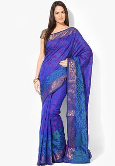 http://static4.jassets.com/p/Bunkar-Blue-Printed-Cotton-Blend-Saree-8119-4597441-1-gallery2.jpg