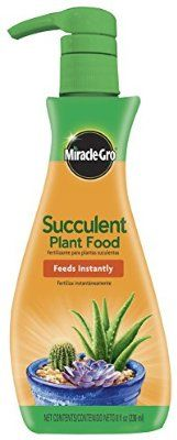Miracle-Gro Succulent Plant Food, 8 OZ